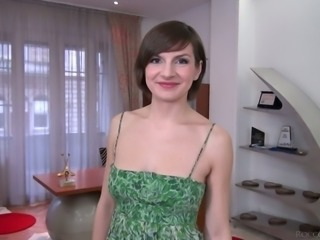 Nina doesn't just want any cock in her and she wants Rocco's cock badly