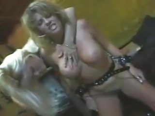 These Two Naughty Bitches Get So Wet When Spanked Hard
