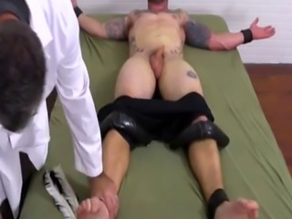 Very hairy legged men and male feet mature gay first time Clint Gets