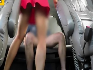 Brunette hottie pays car tow service with amazing blowjob
