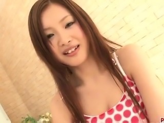 Appealing Suzuka Ishikawa loves fucking in harsh modes