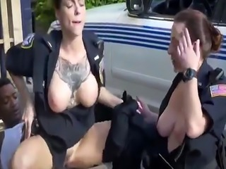 Fat black bitch I will catch any perp with a huge black dick  and suck