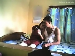 Amateurs Caught On Hidden Cam