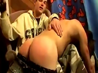 Fat men spanking guy gay Swapping Those Hot Little Butts