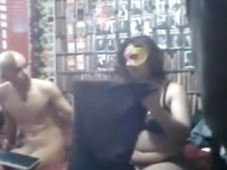 Desi Couple Threesome - Hardcore Pt 3