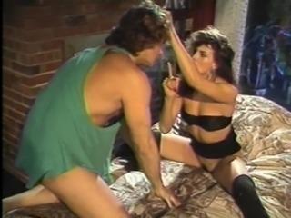 April West having her legs raised when hammered hardcore
