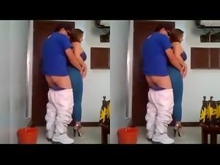 PERU - Sra Tubona Casada y su Amante Gozan Rico en Surco