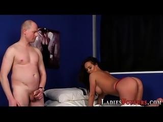 Mistress with big boobs