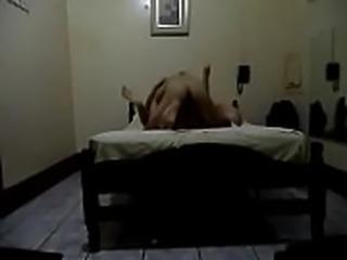 Grabando en el motel con la prima
