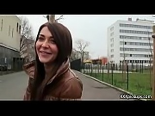 Cutie amateur european slut seduces tourist dor a street blowjob 03