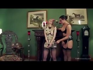 Penny Barber, Ella Nova in Penny Dominates Her Money Whore,