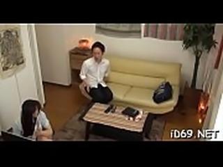 Oriental girlfriend porn