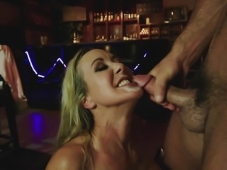 Brandi Love is an experienced blonde craving a big dick
