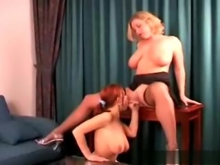 Two hot lesbian pleasure each other.