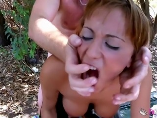 Mar Duran bends over for a great plowing game with a horny guy