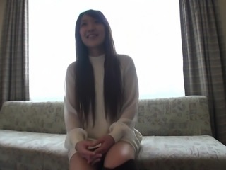 Skinny asian teen Kina Kai hardcore pov asian
