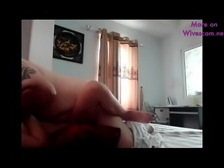 Fat dude fucks  hot asian chick