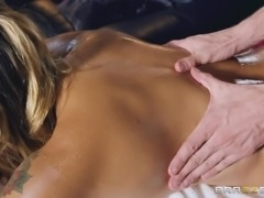 here's a blowjob for the massage