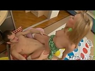Saggy legal age teenager porn