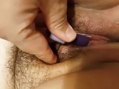 I made her pussy squirt cum