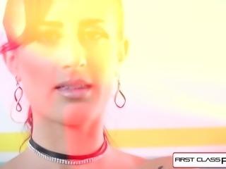 FirstClassPOV - Watch Tana Lea sucking a big dick, big booty
