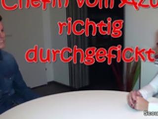German MILF fuck 18yr old young Boy after school