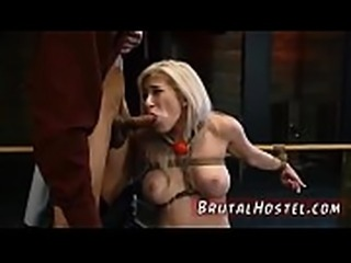 Lingerie bdsm Big-breasted ash-blonde sweetie Cristi Ann is on