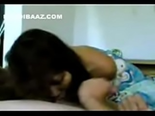 Amateur Desi Teen Couple Fucking in Home