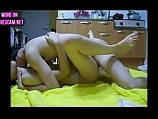 Super cute korean young gf shy sex