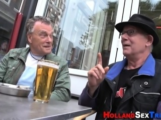 Dutch hooker fingered