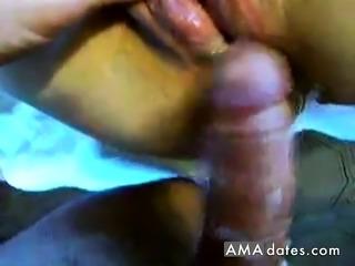 Spanish girl brutally anal fucked