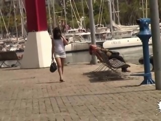 Spanish Teen Needs The Cash