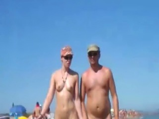 There is something very hot about spying on these half naked chicks