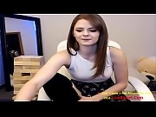 I am USA CANADA NEw MOdel Fiery Redhead WebCam sexy hot Model