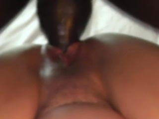 Favorite BBC pounding my wife into orgasm