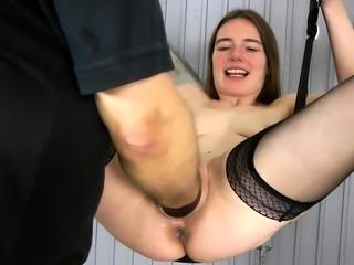Karina Pussy Fisting