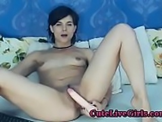 18yo Perfect Body CuteLiveGirls.com Nice Latvian Wild Amateur  Screaming