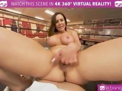 VRBangers.com Busty milf Kendra Lust getting fucked hard