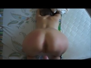 Fucking from behind homemade