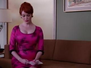 Christina Hendricks Breast Expansion