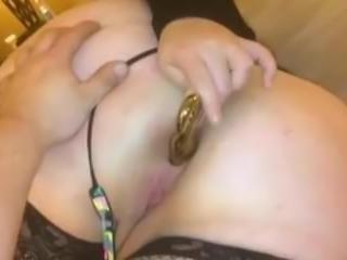 Amateur Bbw Anal Pussy Throatfuck Deepthroat Three Hole Slut