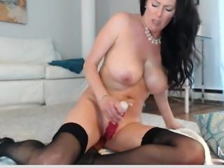 Webcam milf orgasm
