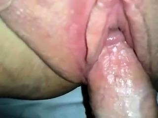 Hot amateur blonde in hardcore pov sex