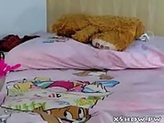 Chinese Horny Whore Camshow Masturbation