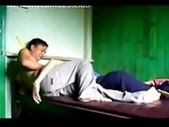 Homemade Asian Couple Sex
