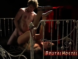 Teen bondage hd and shaving head slave first time Excited