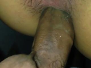 Close up Anal