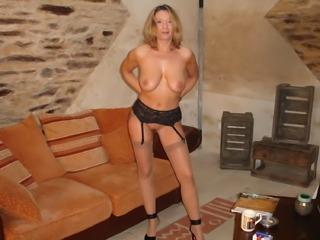 casting de MILF avec des gros seins
