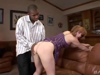 Some hard interracial analfuck suits well for lusty Allison Wyte