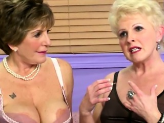 Busty mature bitches getting fucked